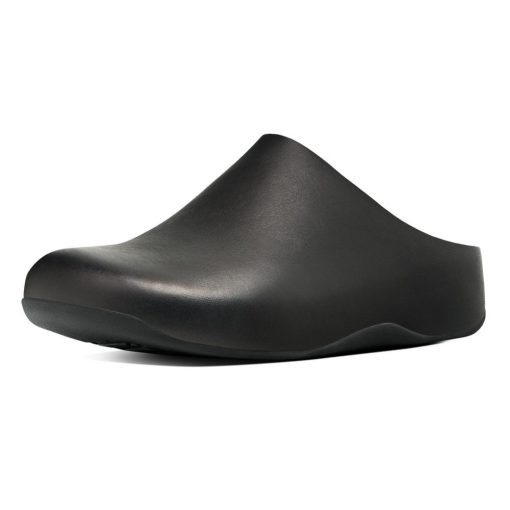 FITFLOP Shuv black leather