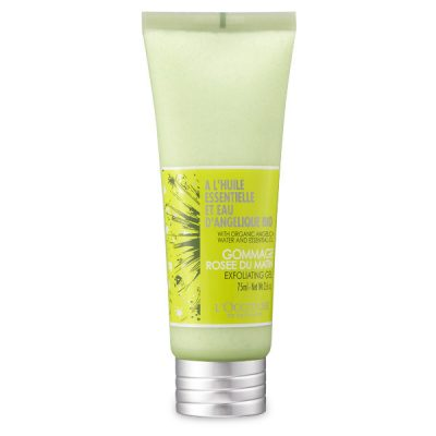 L'Occitane ANGELICA EXFOLIATING GEL 75ml