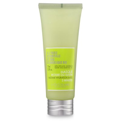 L'Occitane ANGELICA INSTANT HYDRATION MASK 75ml