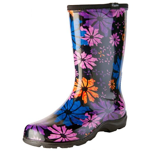 Sloggers splash boots flower power