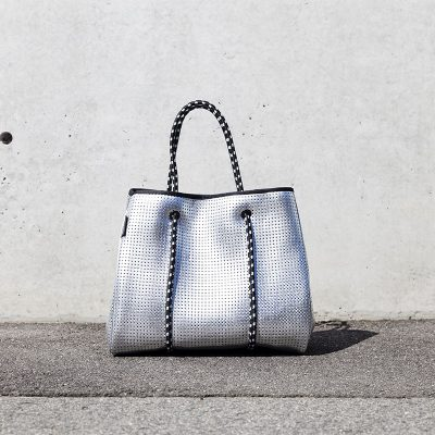 Prene Bags Perforated Neoprene Stirling Bag Silver
