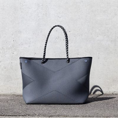 Prene Bags Perforated Neoprene X Bag Dark Grey