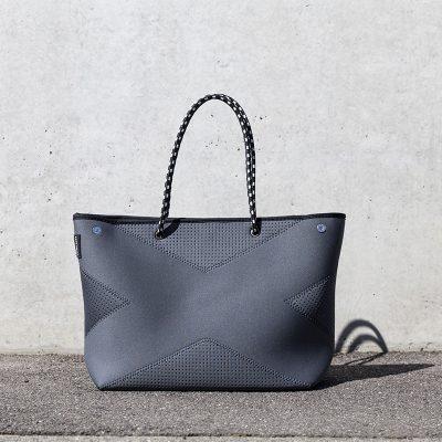 Prene Bags Perforated Neoprene X Bag Dark Grey