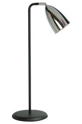 S&P Desk lamp silver shade
