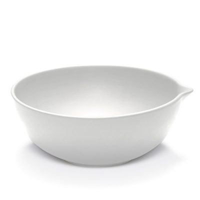 S&P Hudson Prep Bowl White Large
