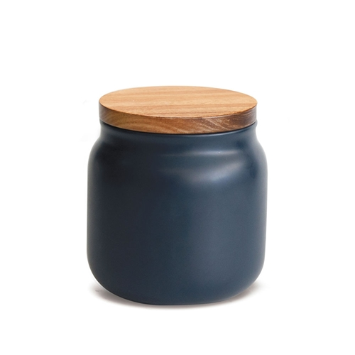 S&P Hudson canister Blue 500ml