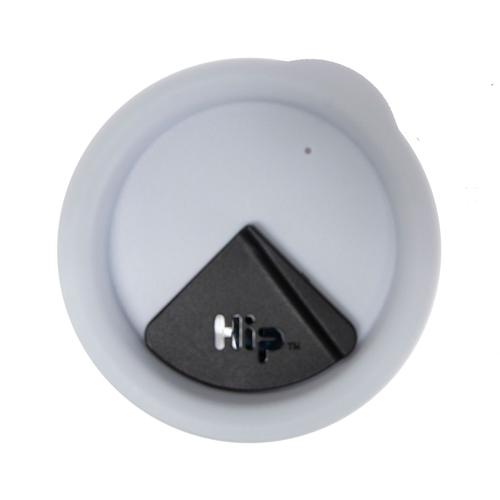 Hip glass travel mug lid