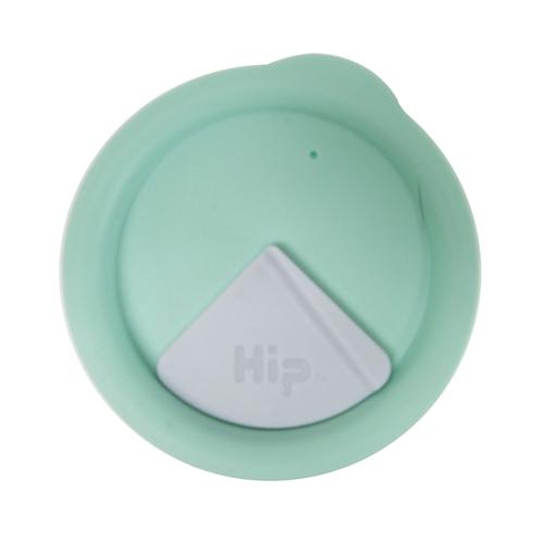 hip glass travel mug lid mint