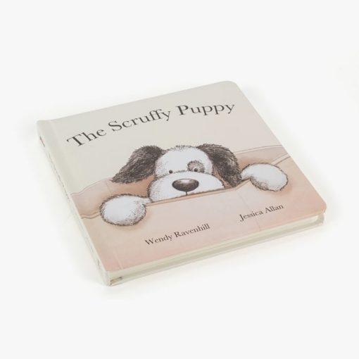 scruffy pup book
