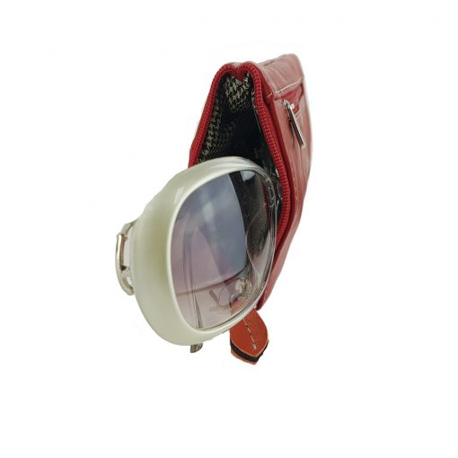Spectical case side red