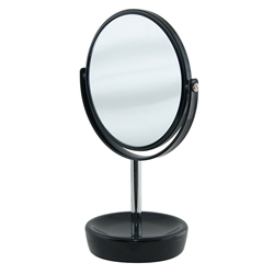 double sided mirror black