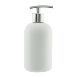 soap dispenser white