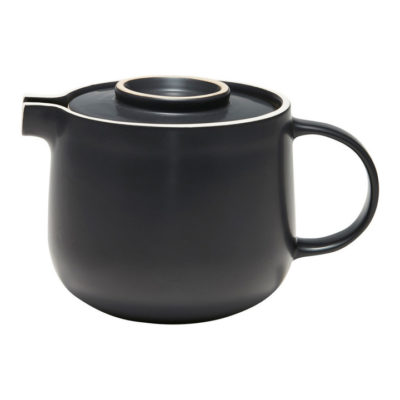 S&P Kuro teapot black