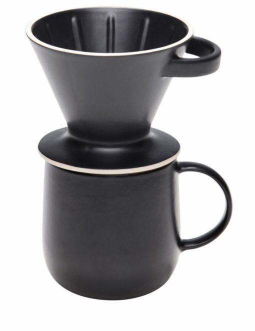 kuro coffee w mug