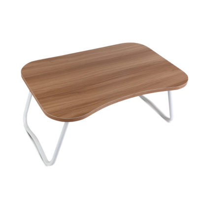 bed tray table light wood 1