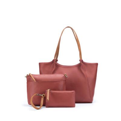 Celeste handbag rust